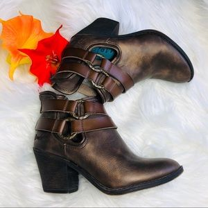Blowfish ankle boots size:7